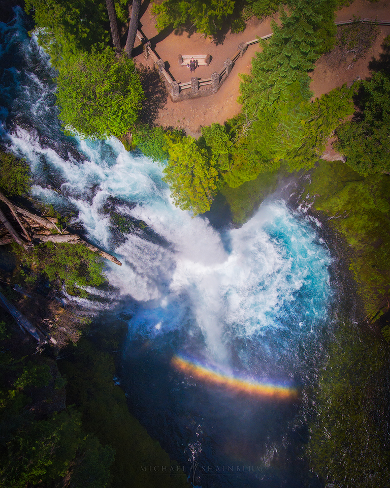 oregon aerial photography