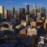Downtown Los Angeles Skyline City