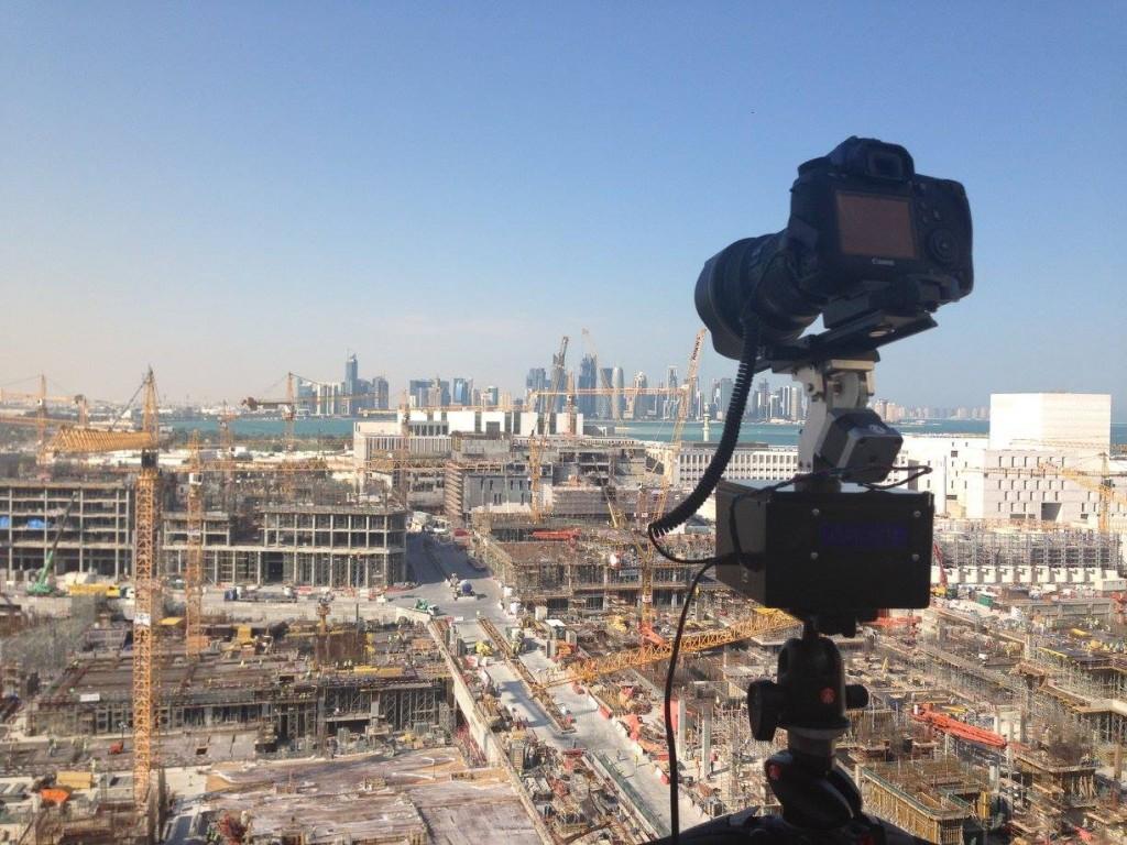Construction City Time Lapse Timelapse