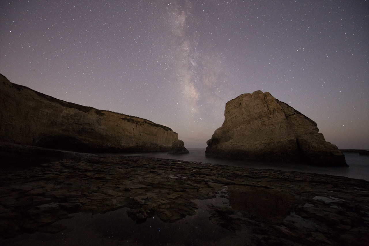 Milky Way, Astrophotography Processing Tutorial