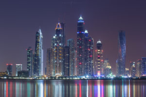 Dubai city photography