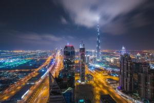 downtown Dubai cityscape photo