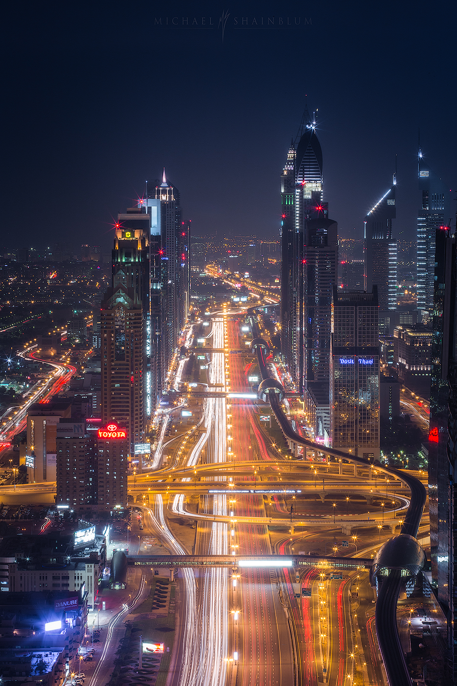 downtown Dubai cityscape photo