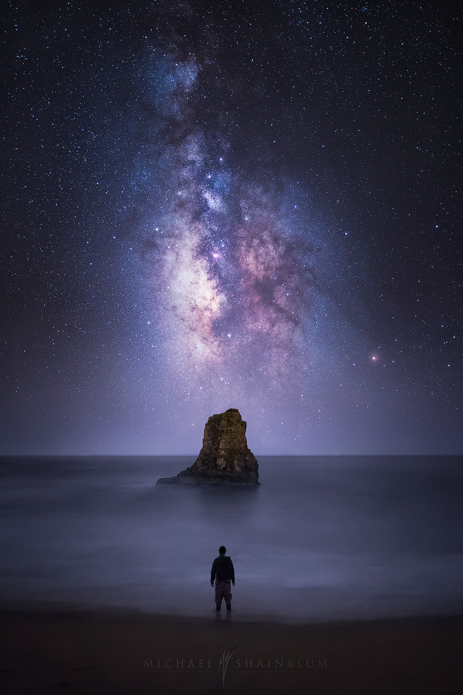 California Milky Way Photography Night Sky and Astrophotography