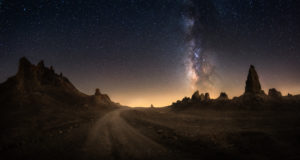 California Night Sky Photography