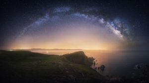 California Night Sky Photography
