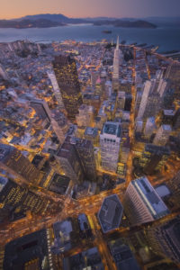 San Francisco Aerial Photography.