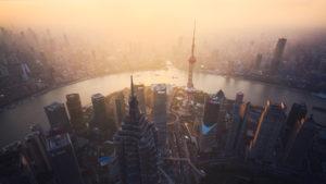 cityscape Shanghai photography