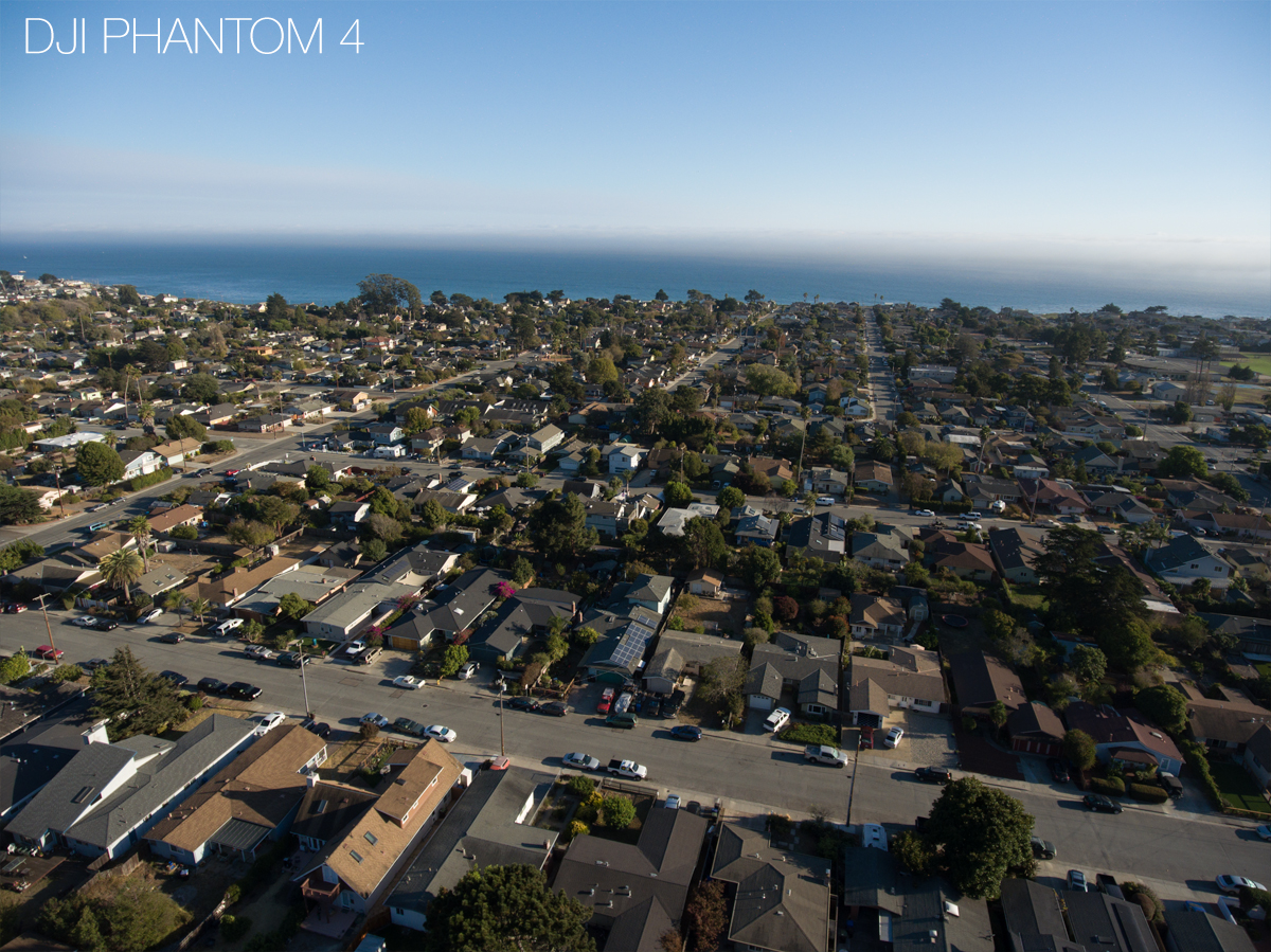 Dji Mavic vs Phantom 4 RAW Image Test
