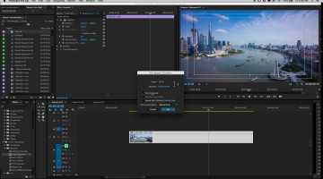 Time Remapping Adobe Primiere Tutorial