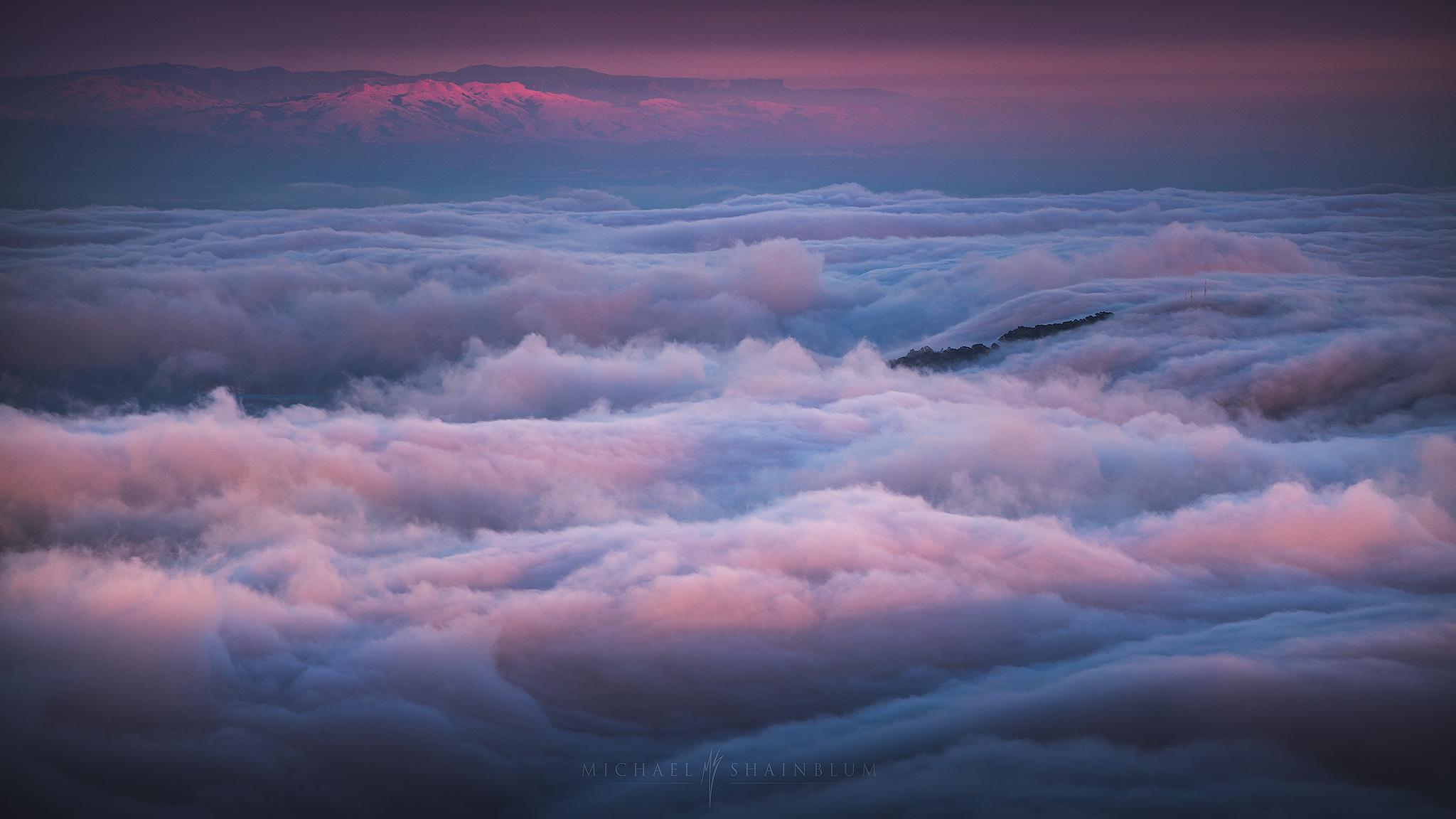 San Francisco Photography Fog