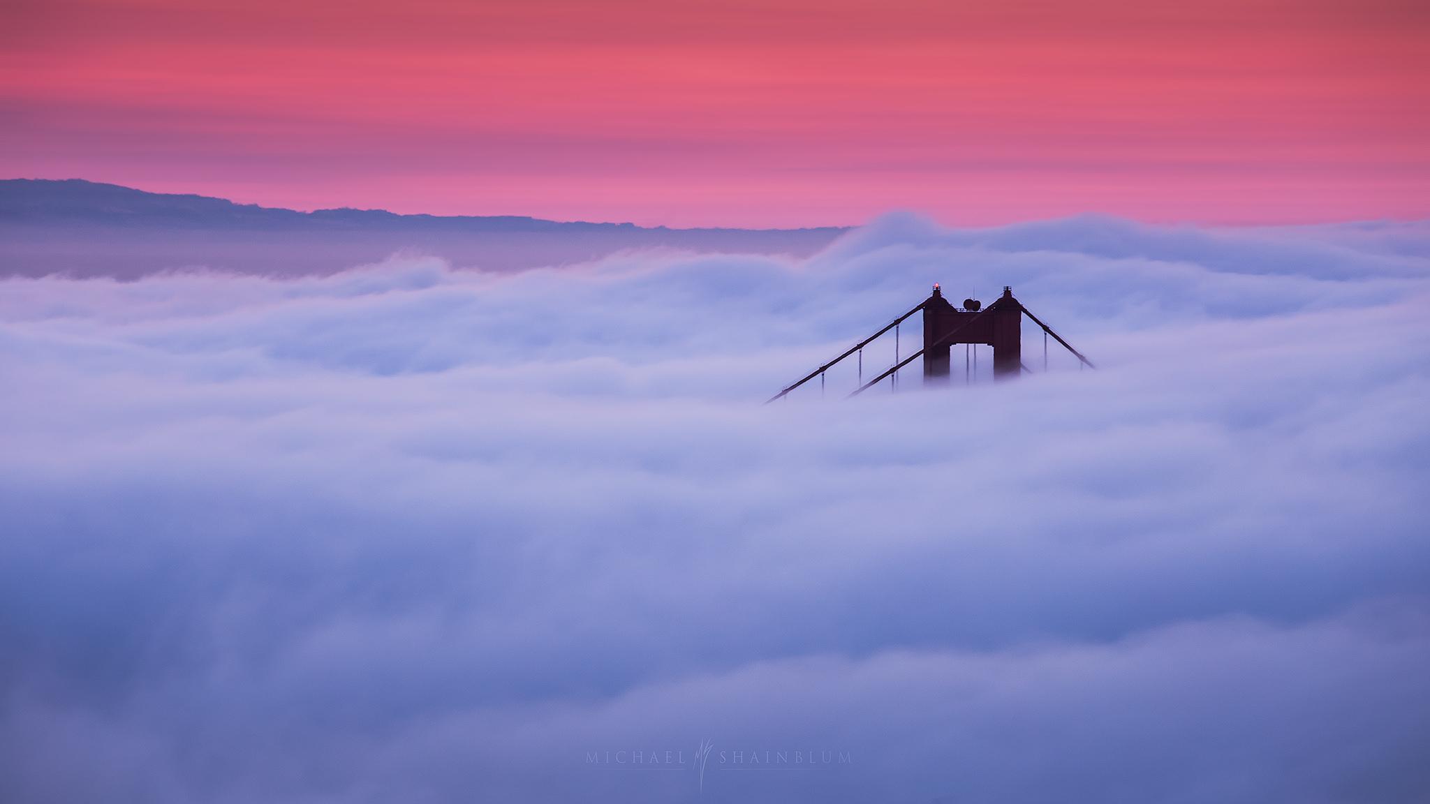 Golden Gate Bridge Photography, San Francisco Timelapse