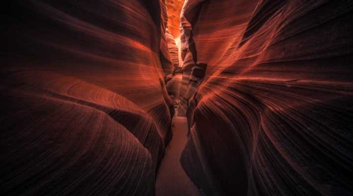 Slot Canyon, Landscape Photography