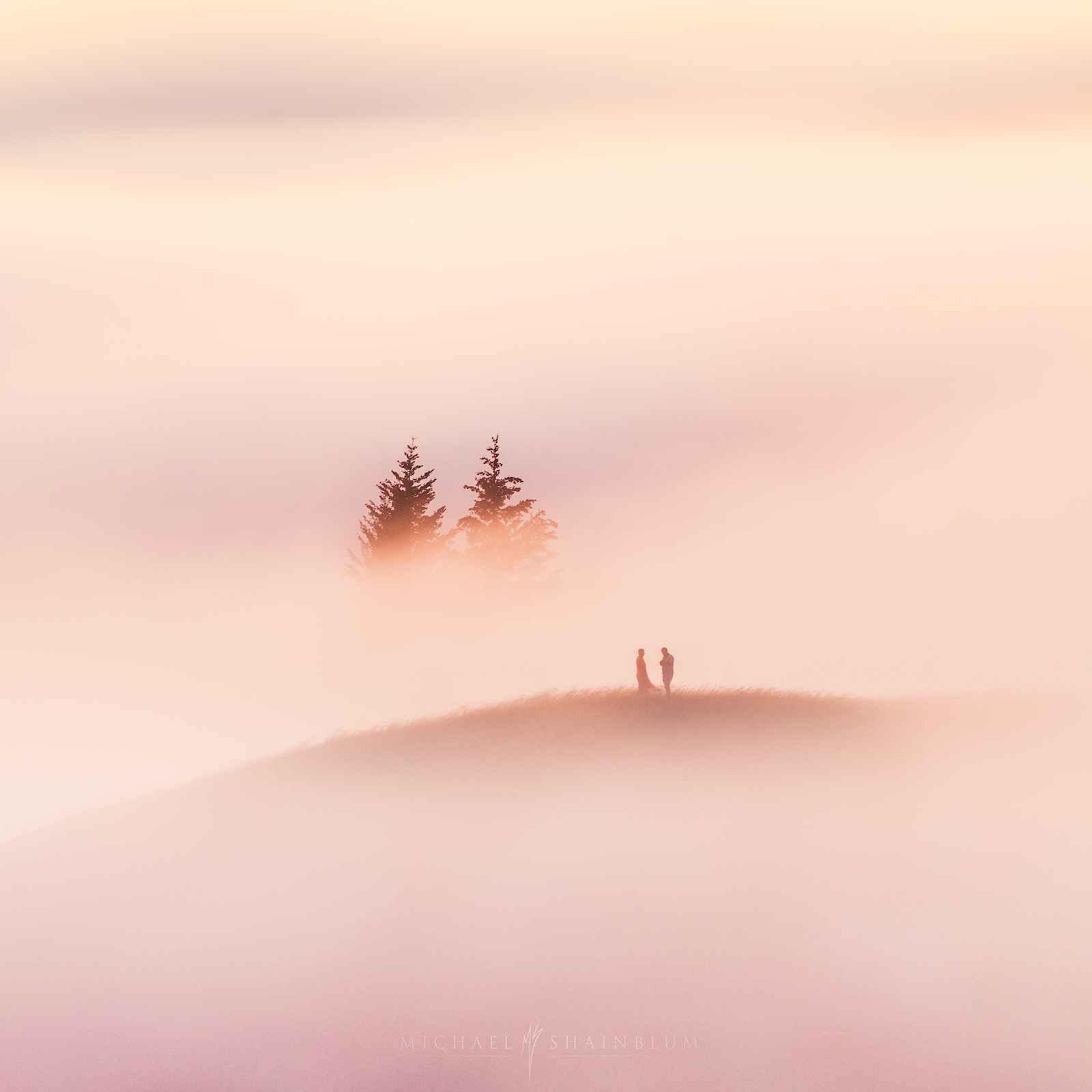 San Francisco Fog Photography
