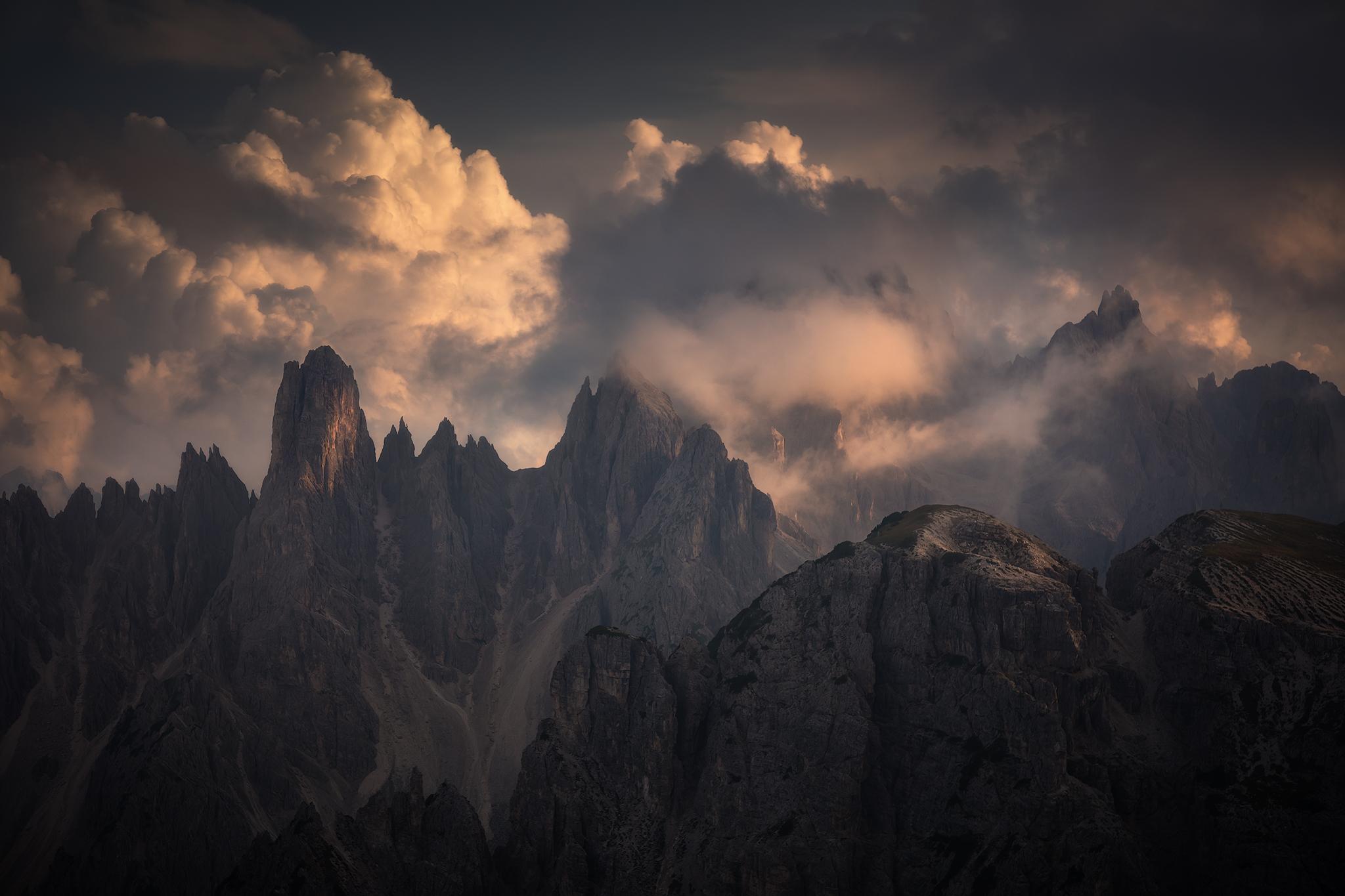 landscape dramatic editing tutorial photoshop copy