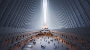 New York City, Oculus World Trade Center Cityscape Photography
