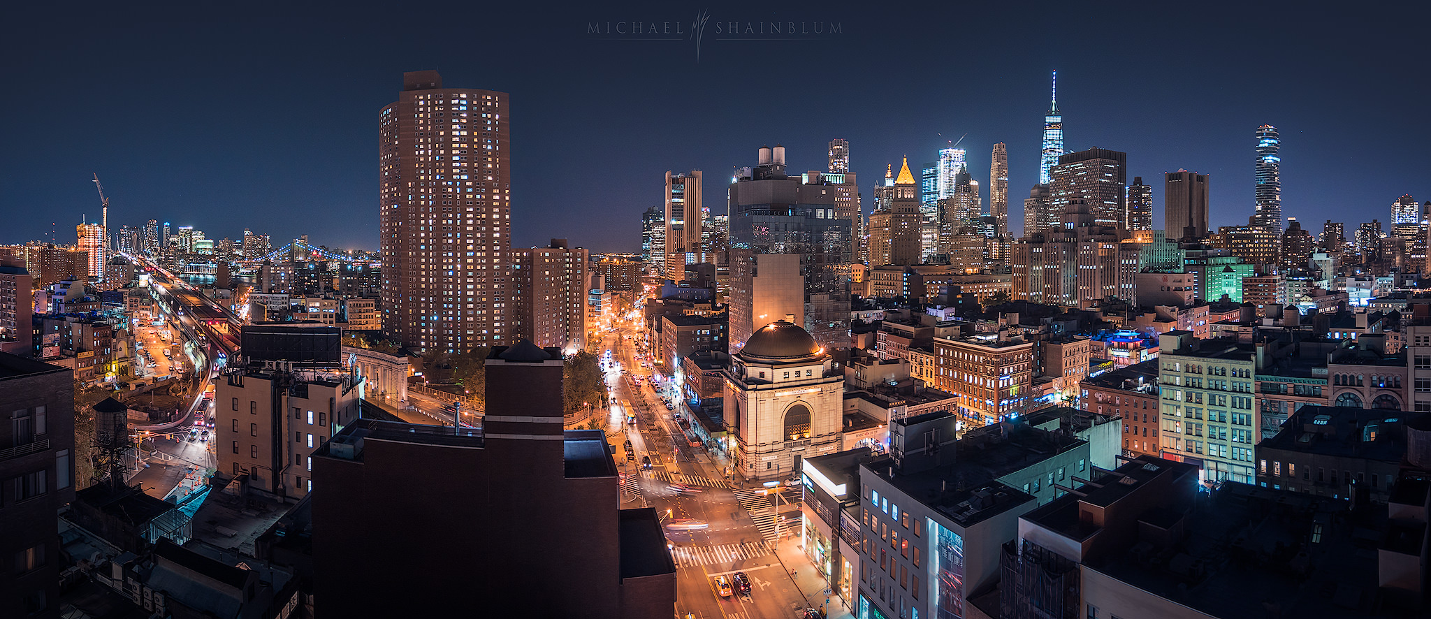 New York City Photography, Night