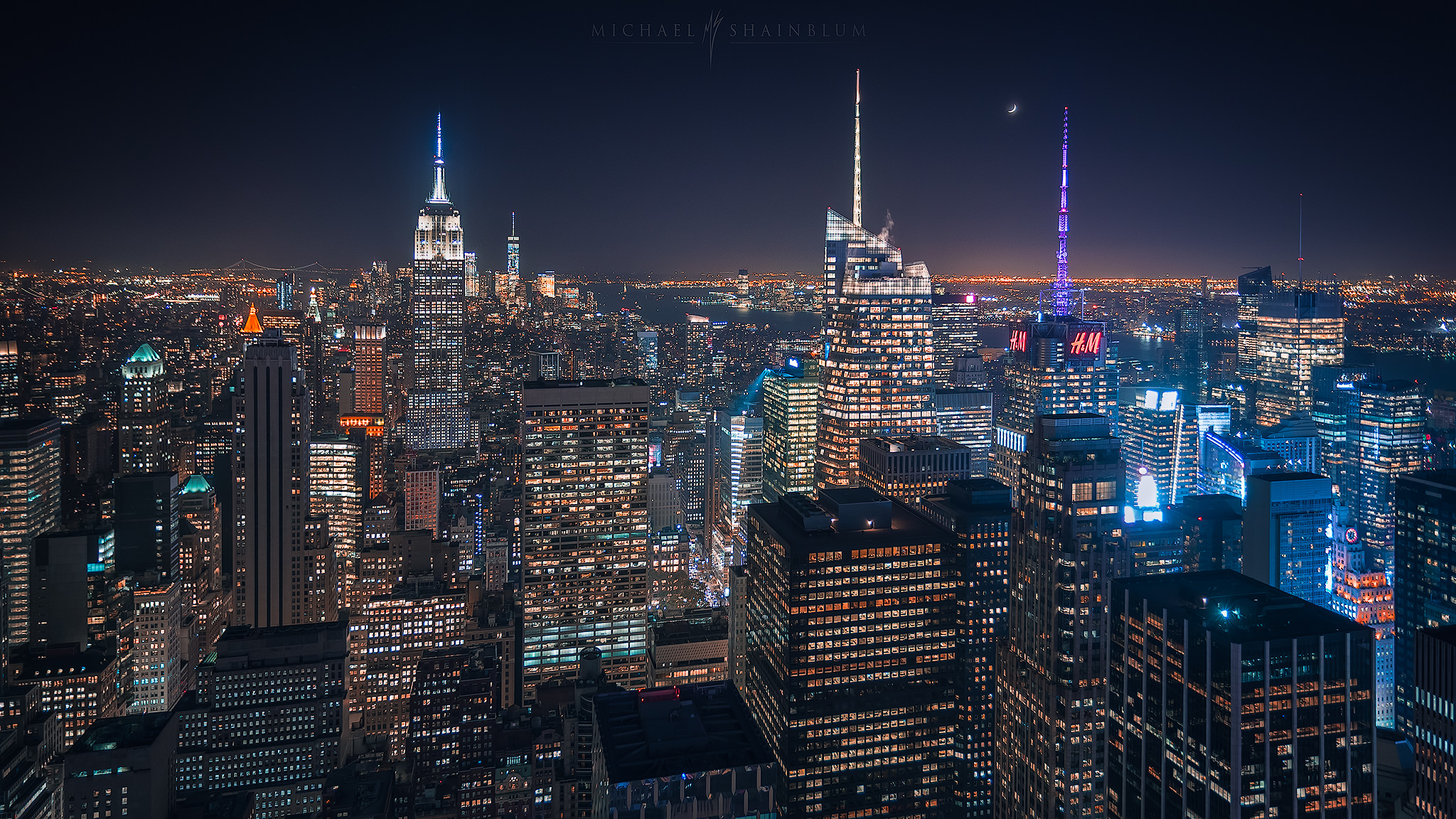 New York Timelapse, Cityscape Photography
