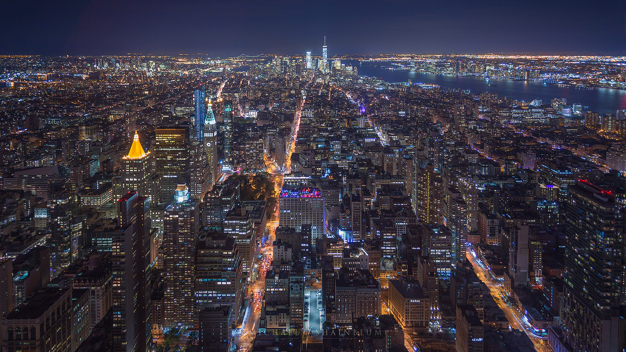 New York City Timelapse, Cityscape Photography