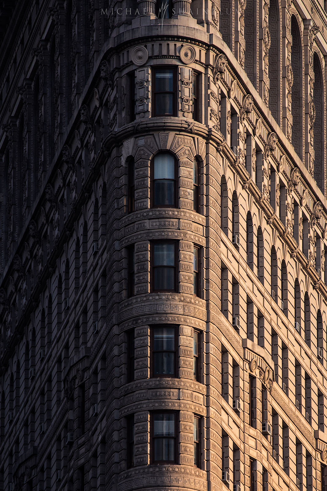 New York City Architecture Flatiron Building Cityscape Photography