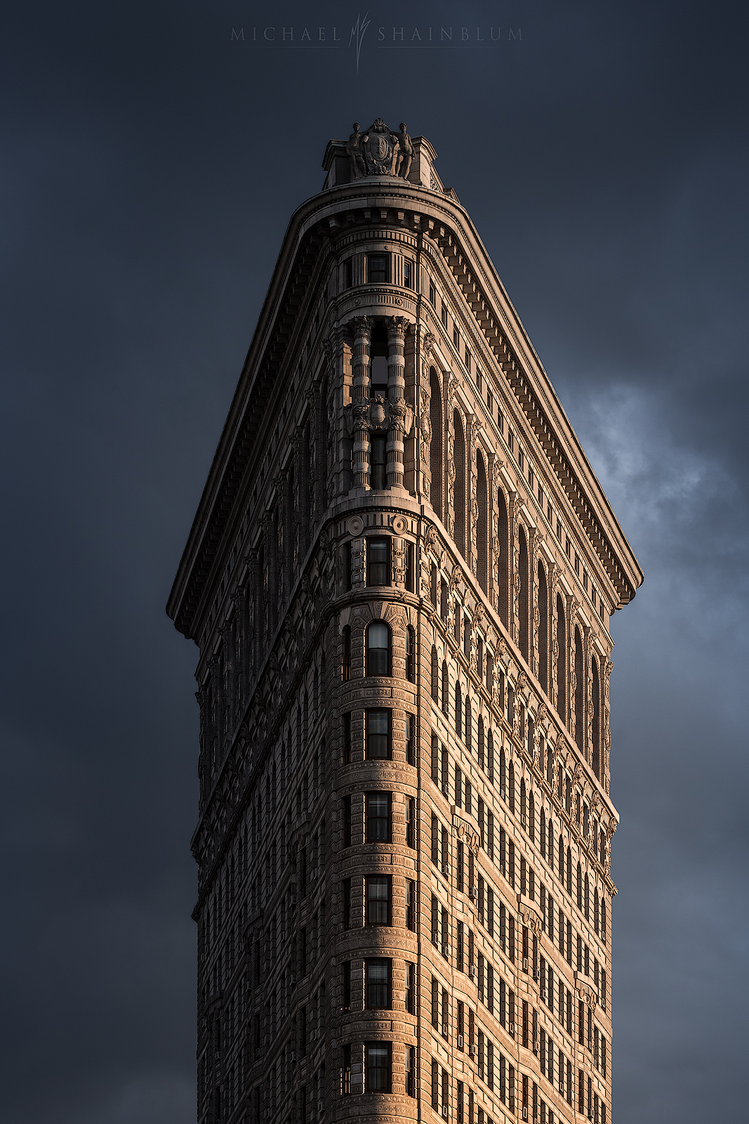 New York City, Architecture Flatiron Building Cityscape Photography