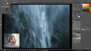 Dodge and Burn Photoshop Tutorial for Landscape Photography