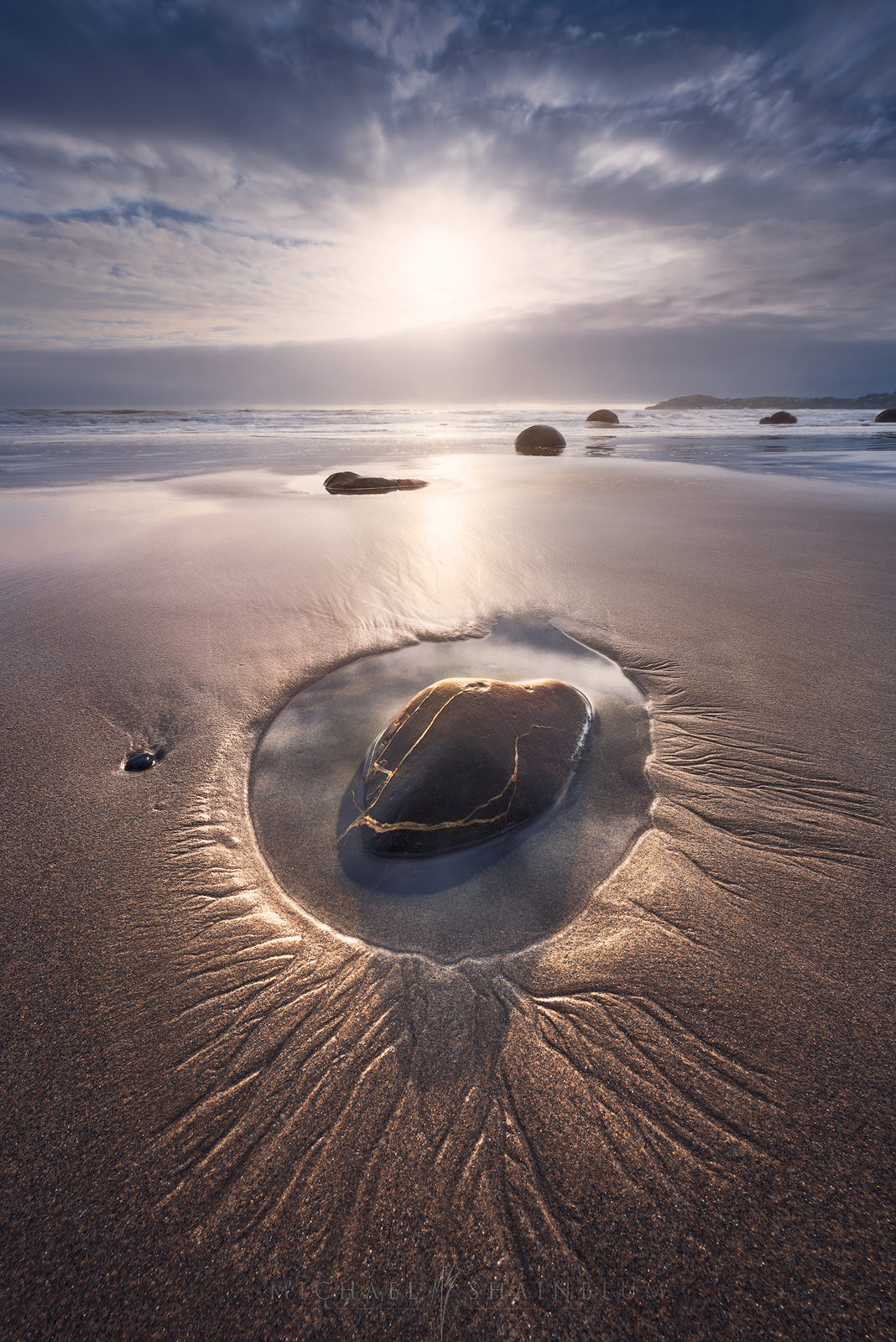 moeraki boulders, New Zealand Landscape Photography