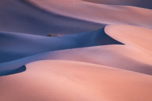 death valley landscape photography, crop tool, lightroom