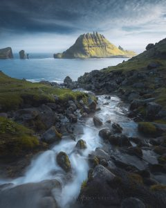 Faroe Islands Landscape Photography Vagar