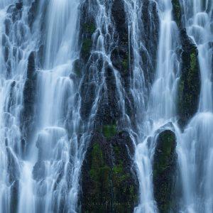 Burney Falls California Landscape Photography, Waterfall