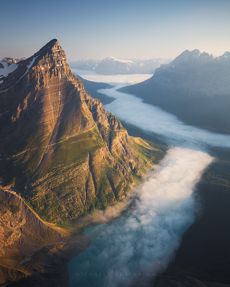 canada aerial photography