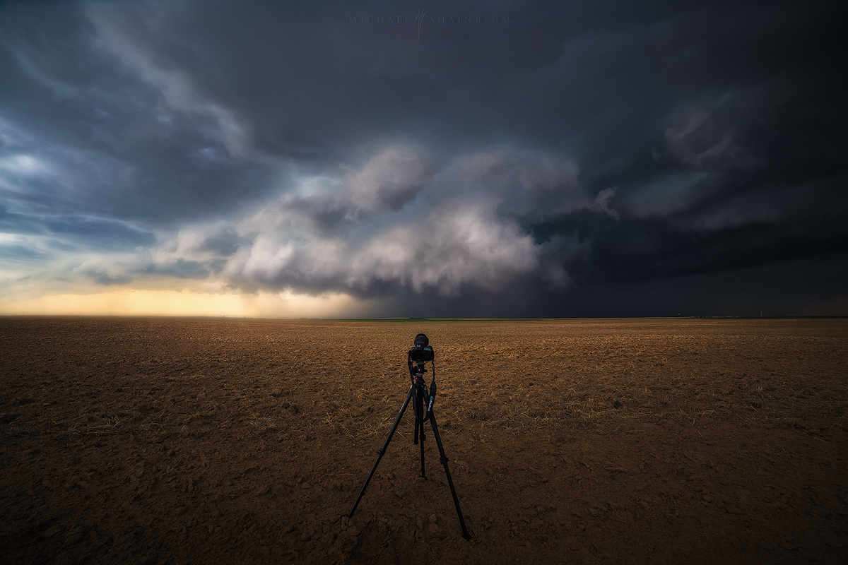 Supercell Camera Storm Chasing