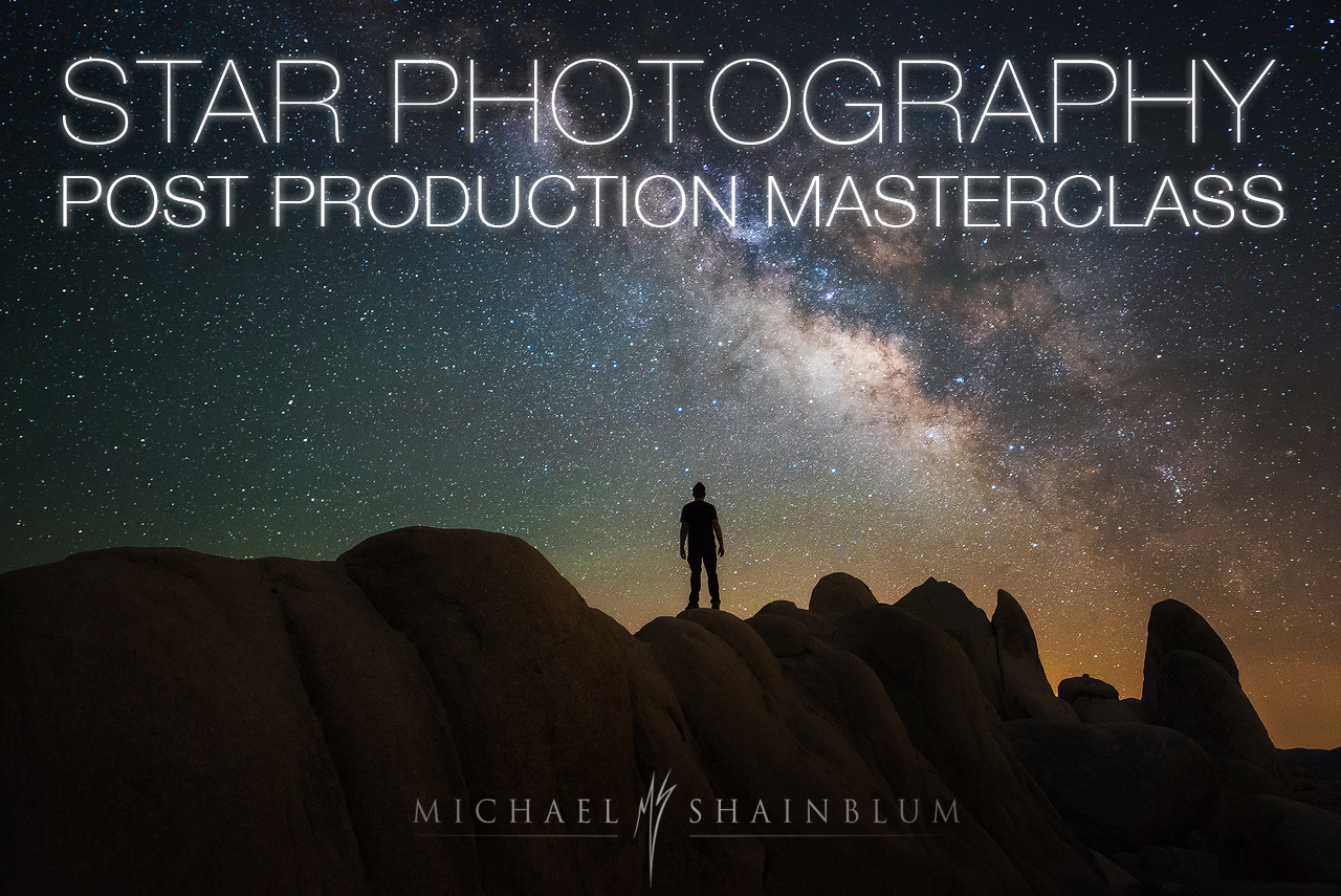 star photography processing tutorial, milky way photoshop tutorial and astrophotography.