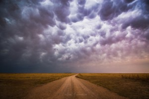 storm chase clouds photo