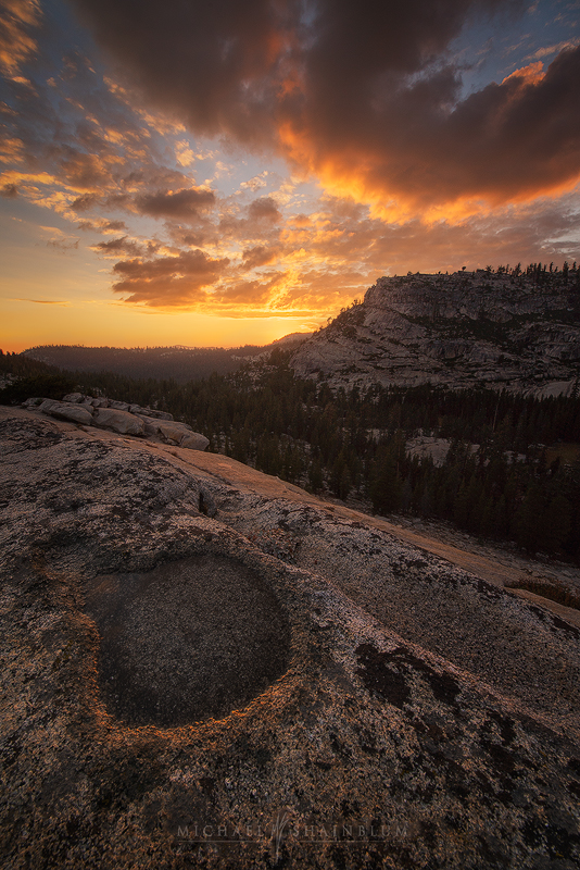 Olmsted Point Yosemite National Park.