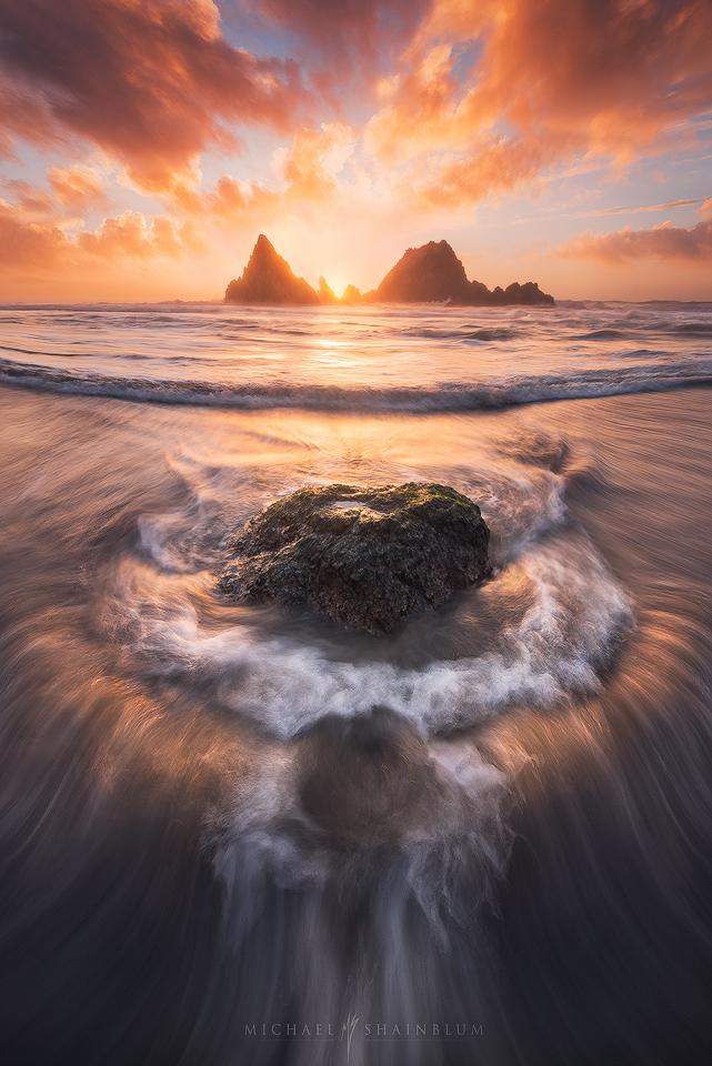 San Francisco Sunset Coast