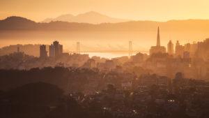 San Francisco Aerial Photography.