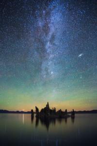 Mono Lake Milky Way