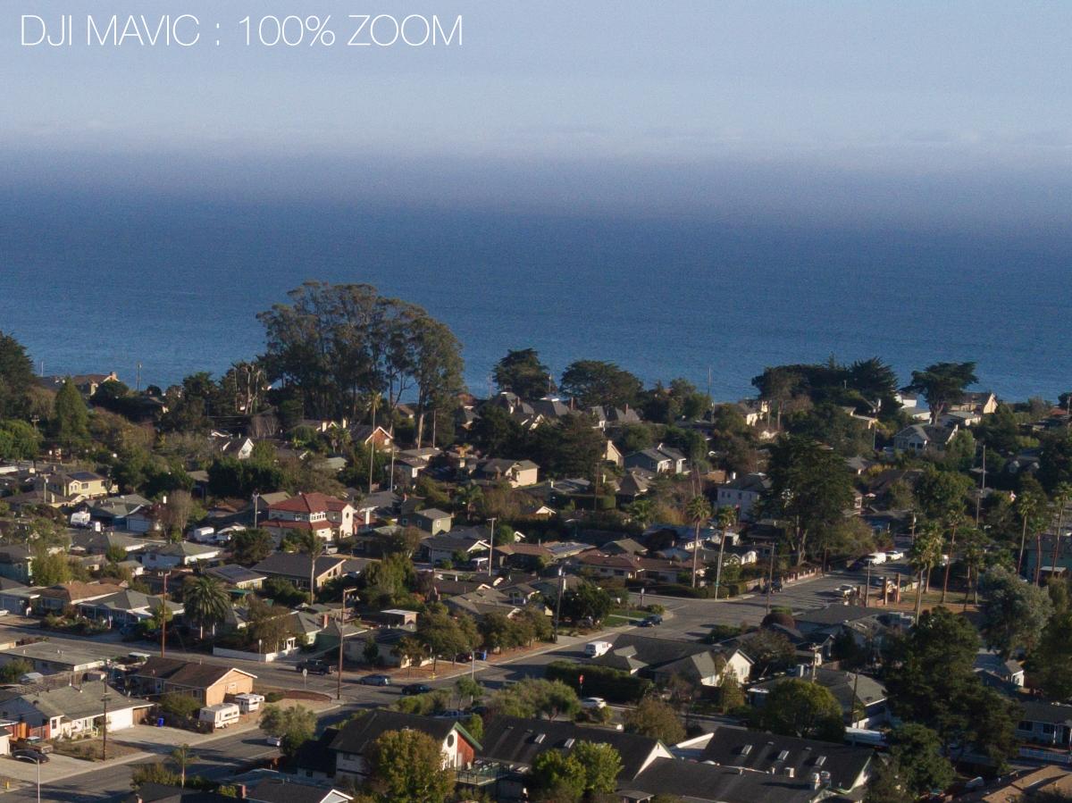 Dji Mavic vs Phantom 4 RAW Image Test aerial photography