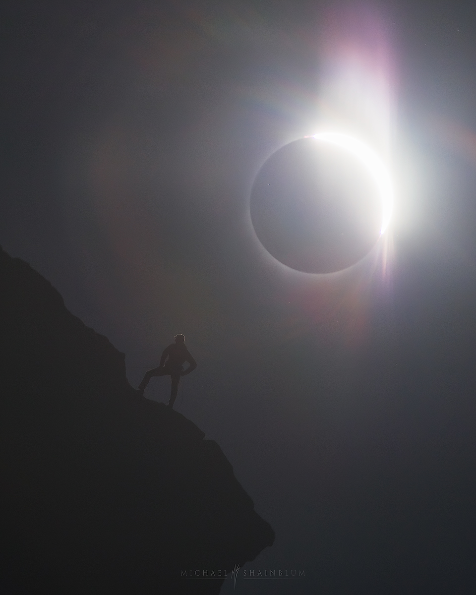 Total Solar Eclipse, Smith Rock State Park