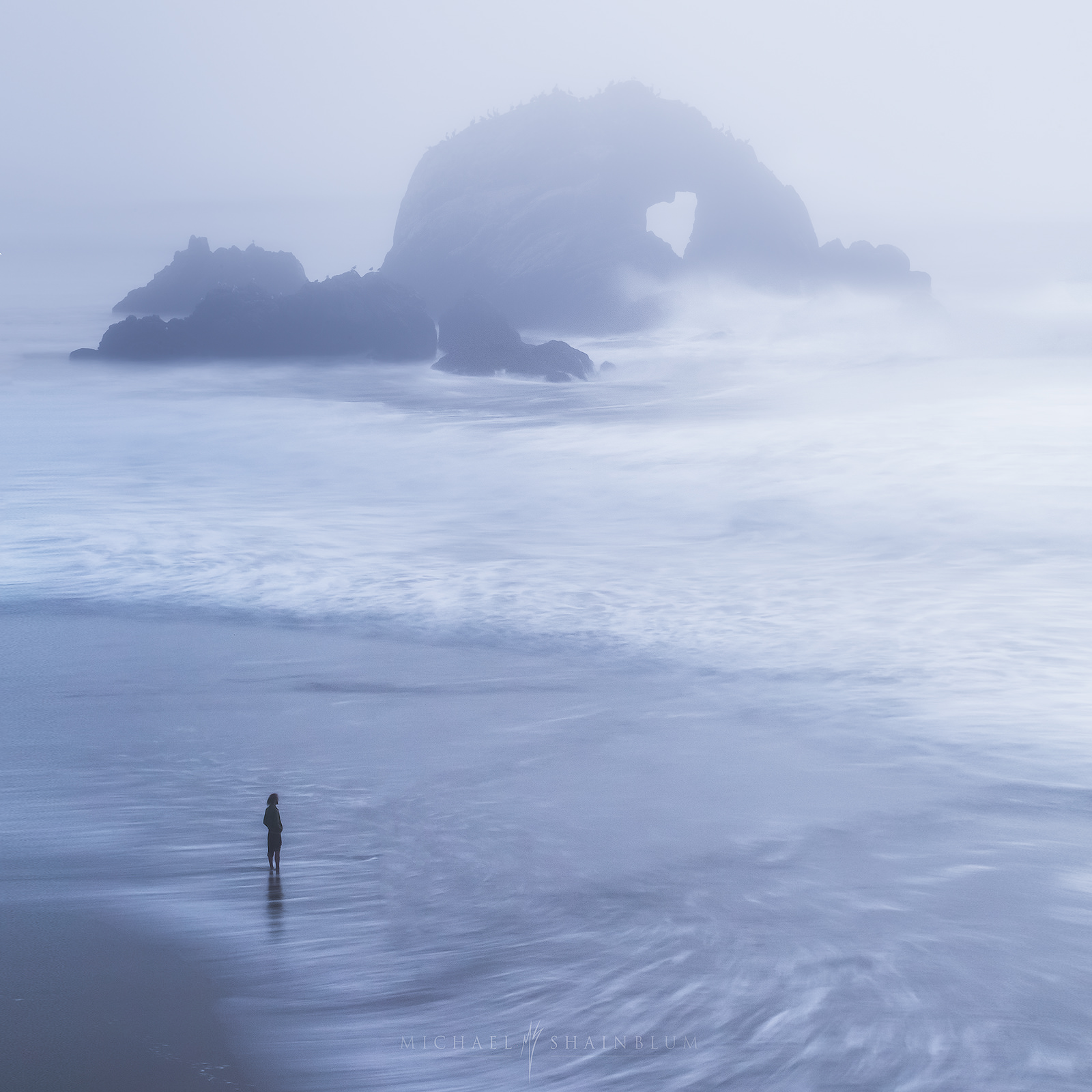 San Francisco Fog Photography