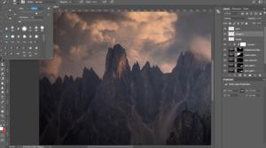 landscape photography photoshop tutorial