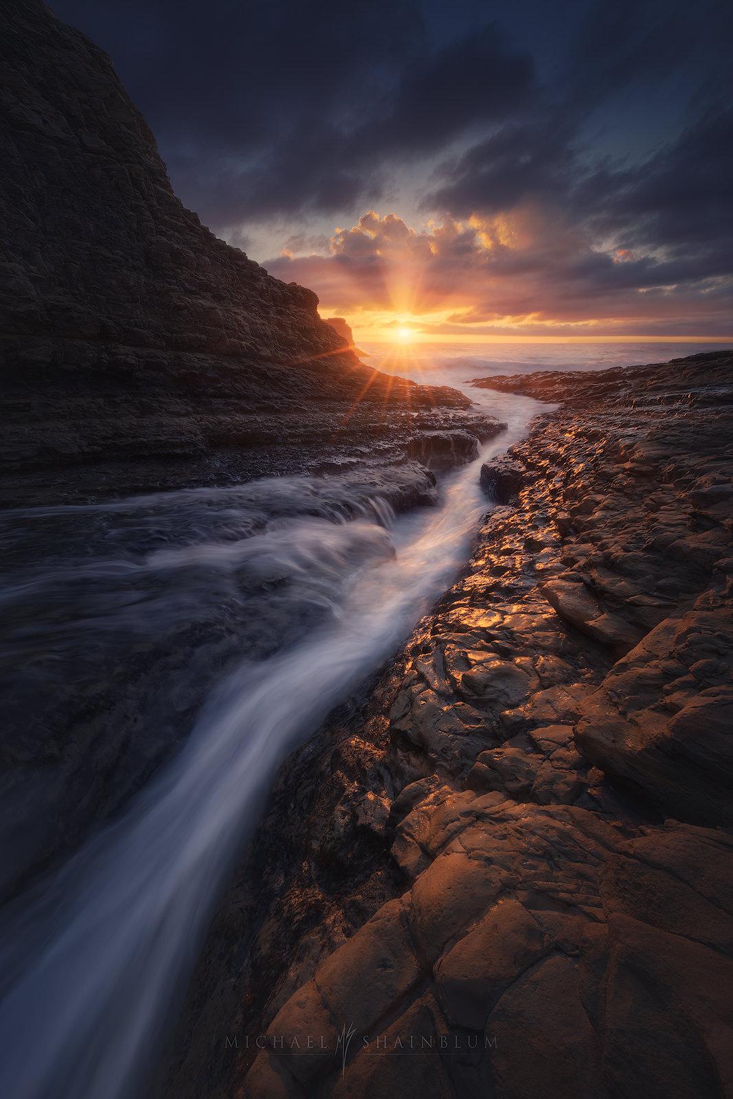 Santa Cruz Photography, Seascape
