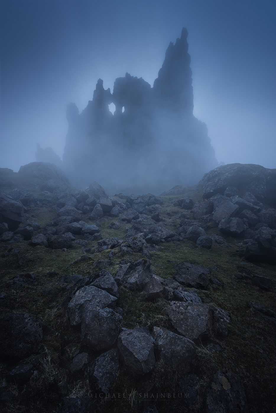 Scotland Photography old man of storr