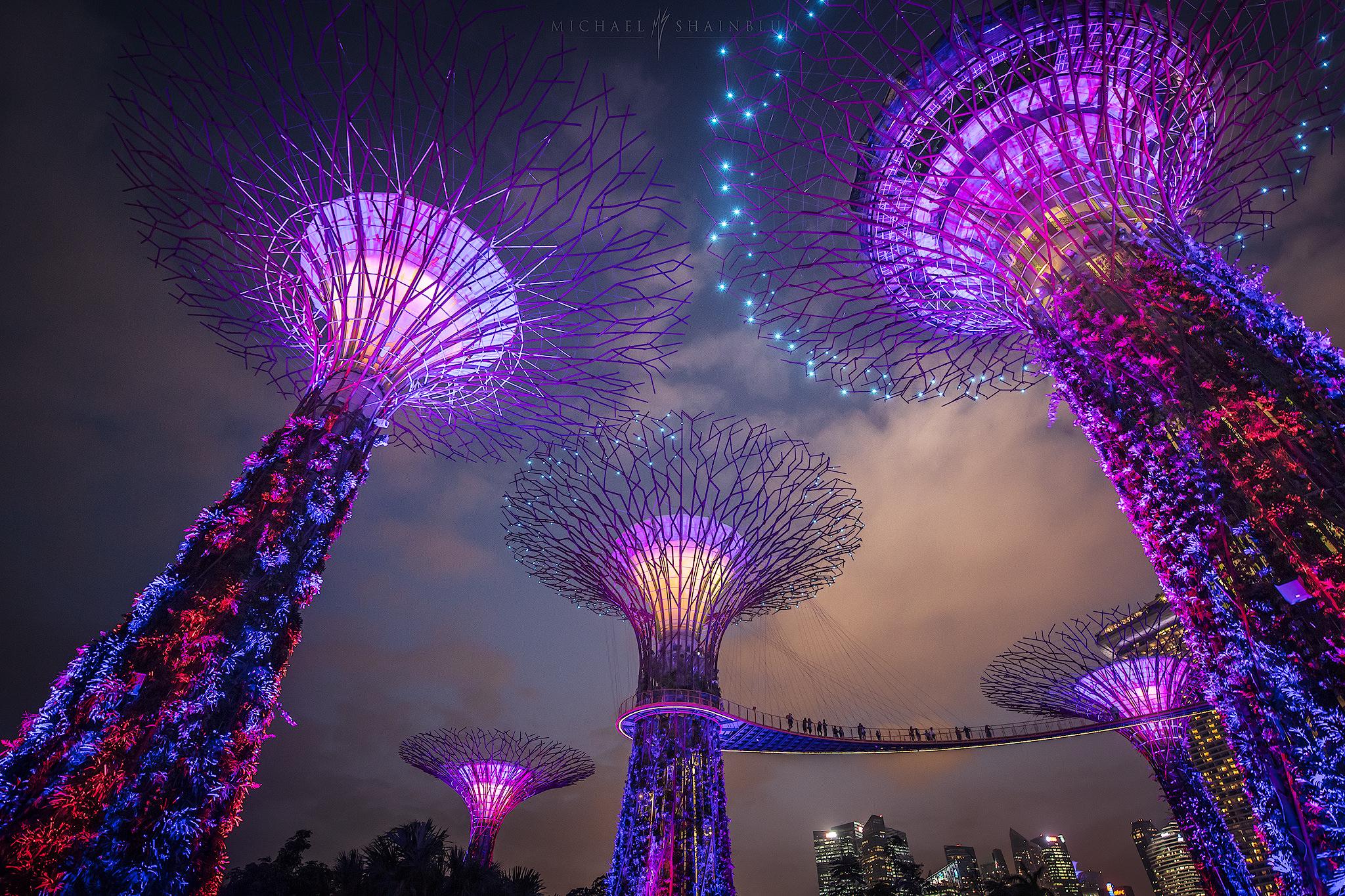 Singapore Photography Cityscape