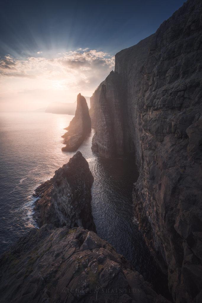 Faroe island photography