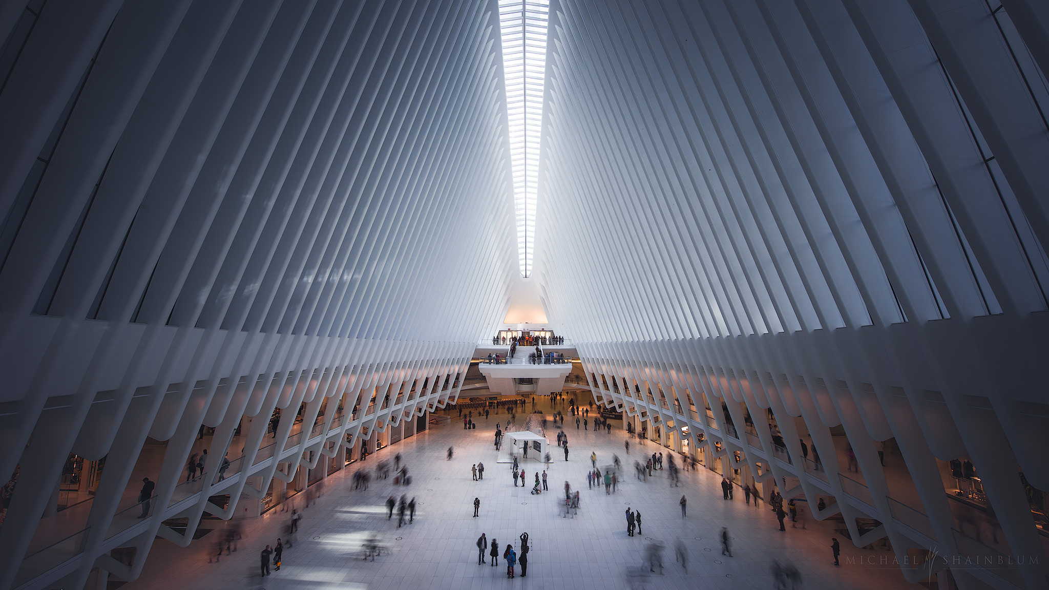 New York City, Oculus World Trade Center Cityscape Photography