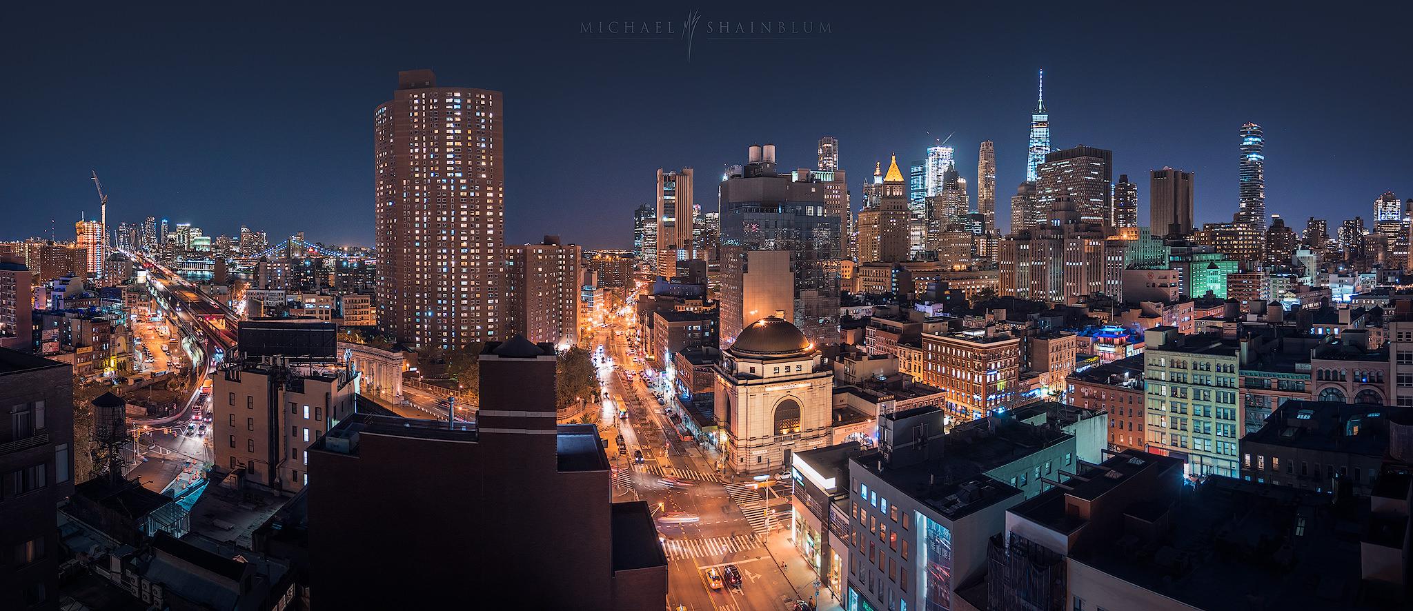New York City Photography, Night