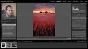 Range Mask Lightroom Tutorial, Landscape Photography