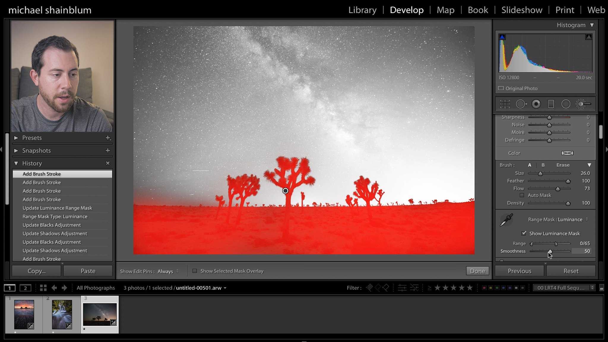 Landscape Photography Editing Tutorial